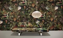 ARTE Extinct Animals Wallcovering