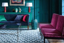 Zoffany Damask Behang Collectie