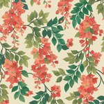 Cole and Son Bougainvillea Behang 117/6016