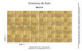 ELITIS Caissa Behang Essence de bois CollectieRM_434_20