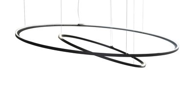 Jacco Maris Framed Suspension Hanglamp Anodic Brown
