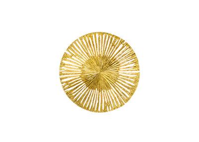Le Soleil Wandlamp Pieter Adam Gold