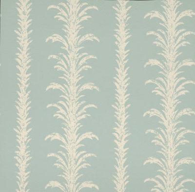 Lauderdale Zilverblauw met Wit