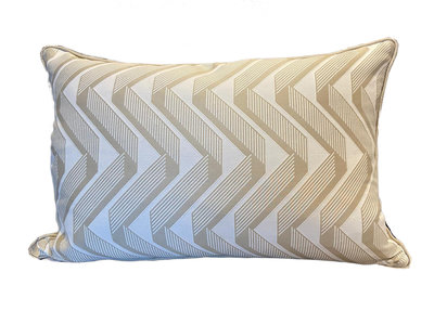 Sierkussen Hermes Stof Zigzag 60 x 40 cm