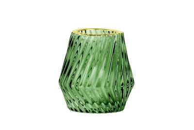 Fauna Theelicht Light Green