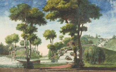 Pierre Frey Le Parc Behang