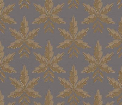 Little Greene Clutterbuck Corinthian Gold Behang