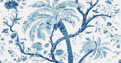 ETRO Tree Of Life Behang