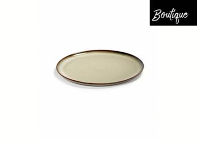 Serax Plate Misty Grey