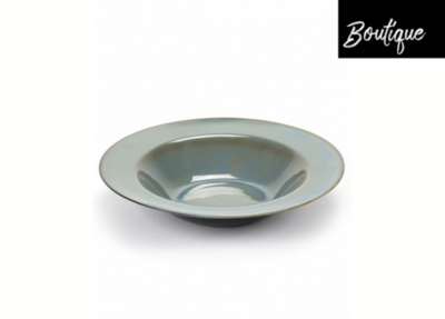 Serax Soup plate Smokey Blue / Dark Blue