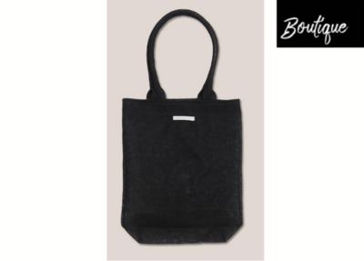 Shopper Recycled Plastic Black