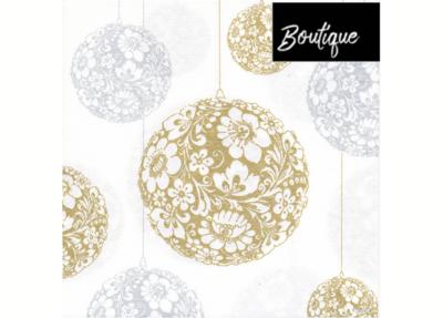 Boule Or Paviot Napkin 40 x 40 cm