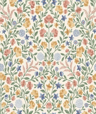 Cole and Son Court Embroidery Wallcovering