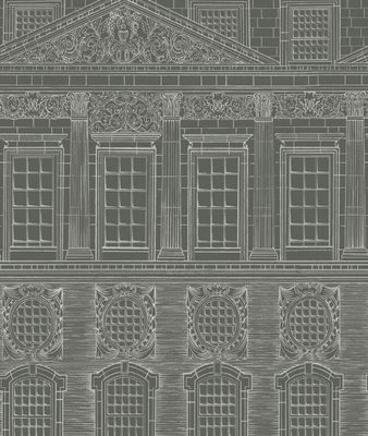 Cole and Son Wren Architecture Wallcovering