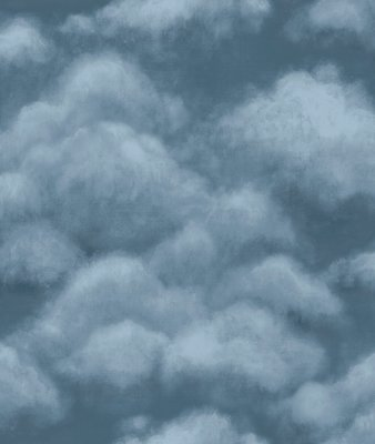 Cole and Son Fresco Sky Wallcovering
