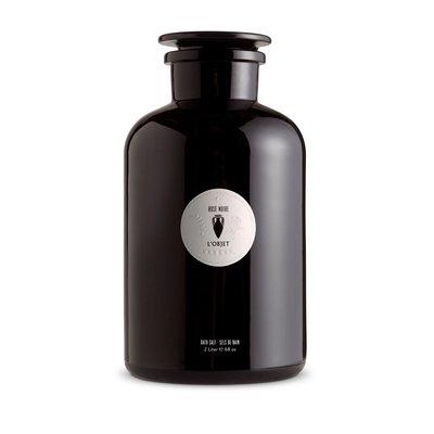 L' Object Bath Salths- Rose Noire 500 ml