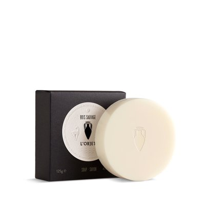 L'Objet Bar Soap - Bois Sauvage 125 gram
