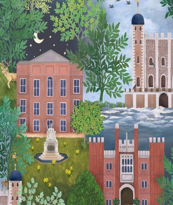 Cole and Son Palace Tales Wallcovering