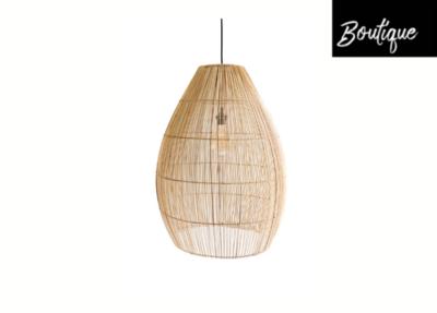 Duran Hanglamp Figura Ellips Medium Naturel