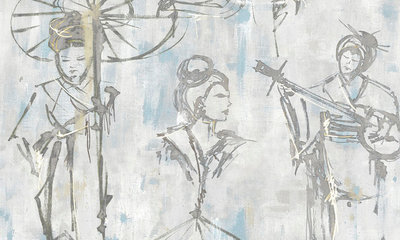 ARTE Yumiko Wallcovering