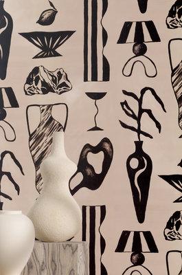 Asteré Collection Du Peintre Wallcovering 01