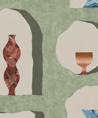 Asteré L'Abri Sous Roche Wallcovering 02