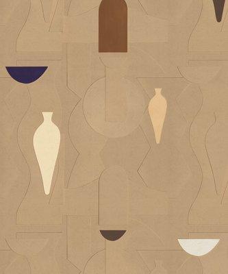 Asteré Terrazzo De Papier Wallcovering 03