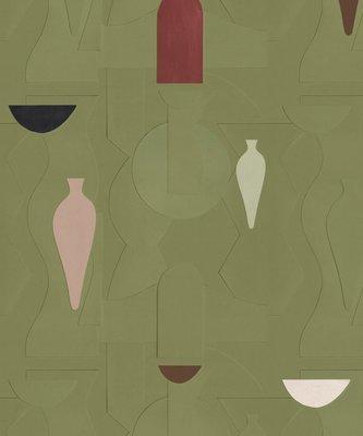 Asteré Terrazzo De Papier Wallcovering 05
