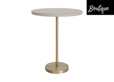Urban Nature Culture Side Table - Sand Stone