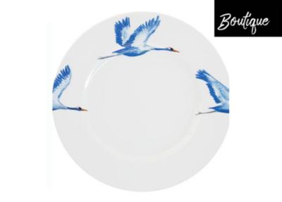 Dinerbord Kraanvogels Lucky Cranes