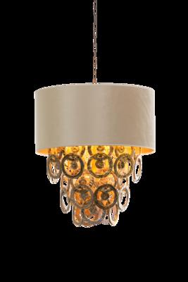 Lumière Hanglamp Glasschakel 7-Laags