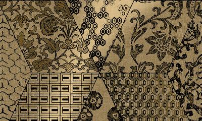 Patch Arte Behang