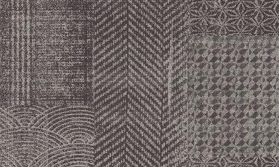 Patchwork Behang Arte Flamant – Caractère