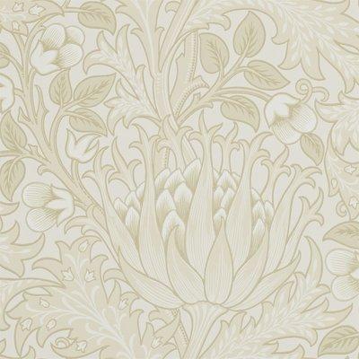 Morris & Co Behang Artichoke - William Morris