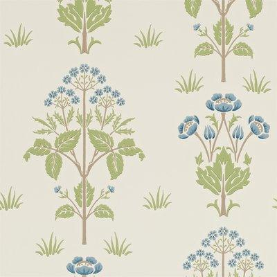 Morris & Co Meadow Sweet Behang - William Morris