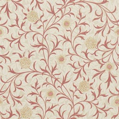 Morris & Co Behang Scroll - William Morris
