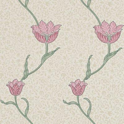 Garden Tulip Behangpapier Morris & Co