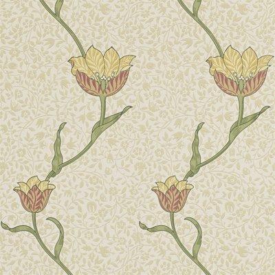 Garden Tulip Behang Morris & Co