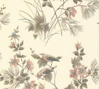 Rosemore Behang 1838 Wallcoverings - Natural