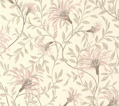 Fairhaven Behang 1838 Wallcoverings - Pink