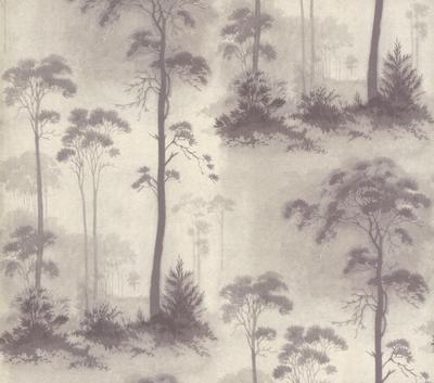 Prior Park Behang 1838 Wallcoverings - Grey