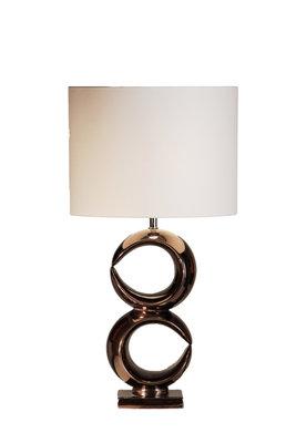 Stout Verlichting Luna Tafellamp Dubbel