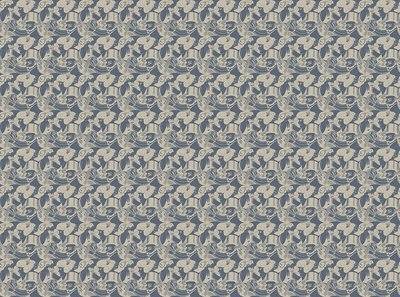 Escher Eight Heads Behang