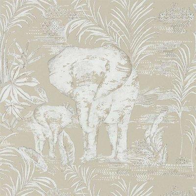 Kinabalu Harlequin Behang