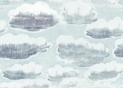 Escher Wolken Behang