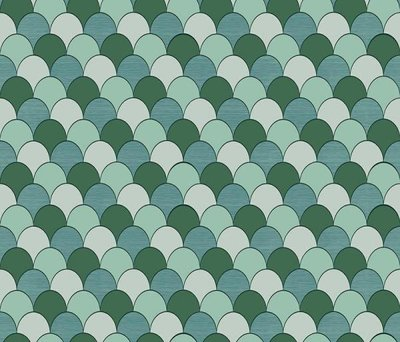 Escher Scales Behang