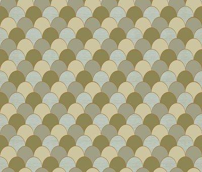 Escher Behang Scales