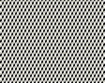 Escher Behang Little Cube
