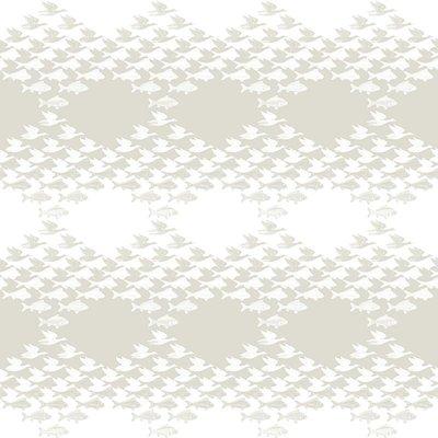 Escher Lucht en Water Behang