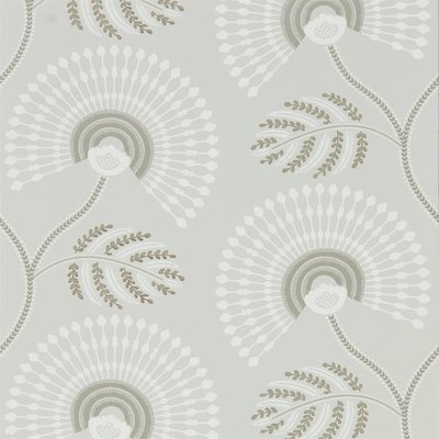 Modern Bloemen Behang Louella Harlequin